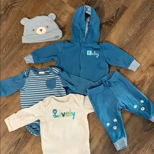 Gymboree B is for Baby Bundle